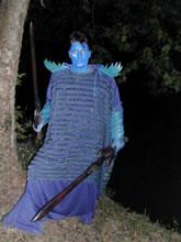 Costume d élementaire d eau. Prix locatif   70 euros TTC 48725a0ee1e